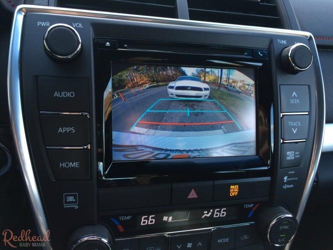 Backup Camera Toyota Camry