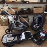 Evoq Travel System and Stroller Review