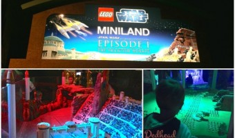 Legoland Discovery Center's new Star Wars Miniland features epic battle scenes