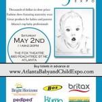 Atlanta Baby and Child Expo 2015