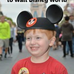 6 Things My Preschooler Learned On His First Trip to Disney World #DisneyKids