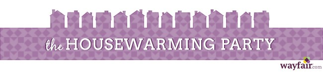 Wayfair Housewarming Logo