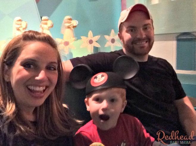 Small World Ride with #DisneyKids