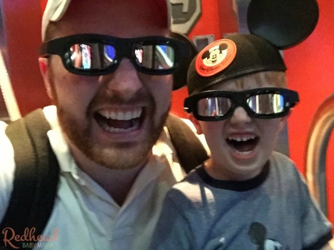 Star Tours Ride with a Preschooler #DisneyKids