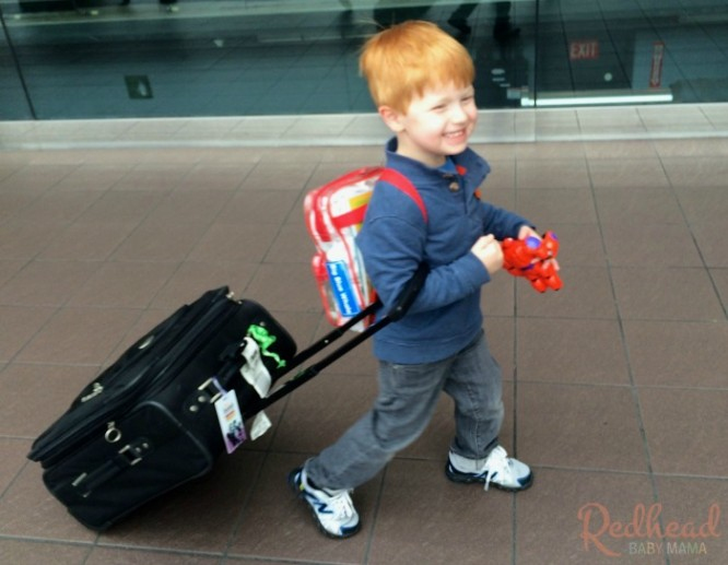Travel with a Preschooler