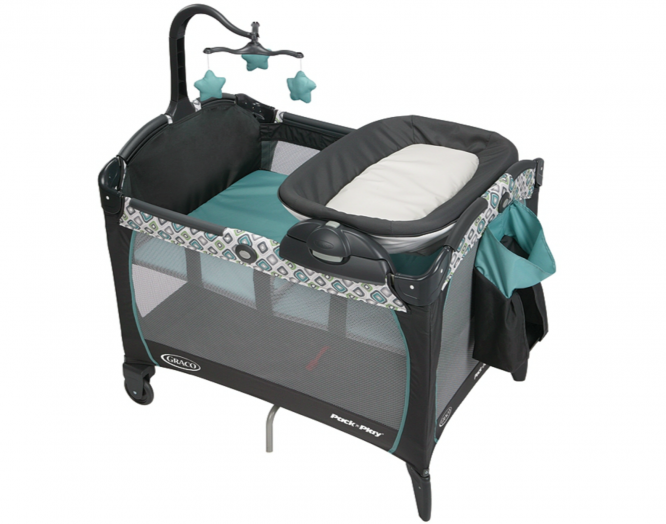 Graco Pack 'N Play Portable Napper and Changer #Giveaway