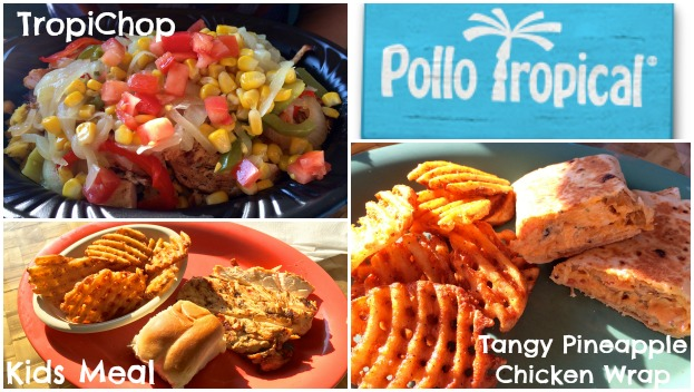 Pollo Tropical Menu choices have something for everyone, including new seasonal dishes