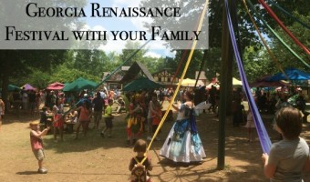 6 Reasons to visit the Georgia Renaissance Festival with your small kids and family! via @redheadbabymama