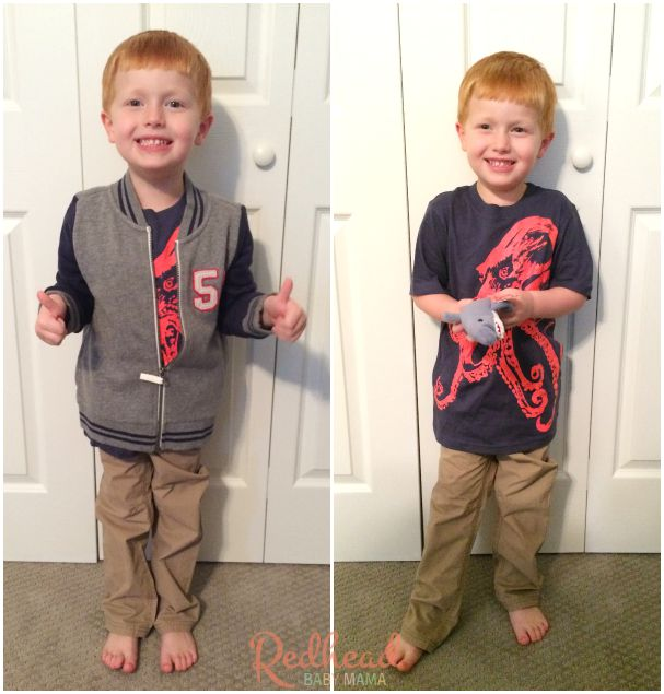 Red's Back to School Clothes Pick from Carter's