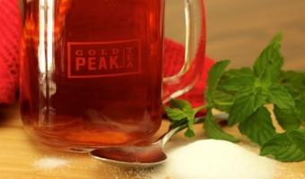 How Do You Take Your Tea? #GoldPeak