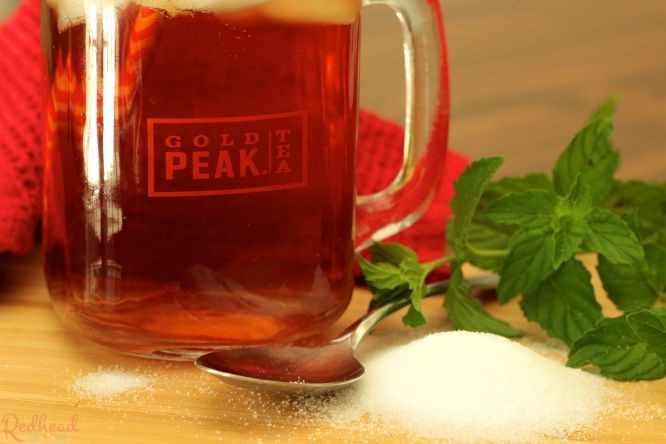 Sweet Tea by Gold Peak