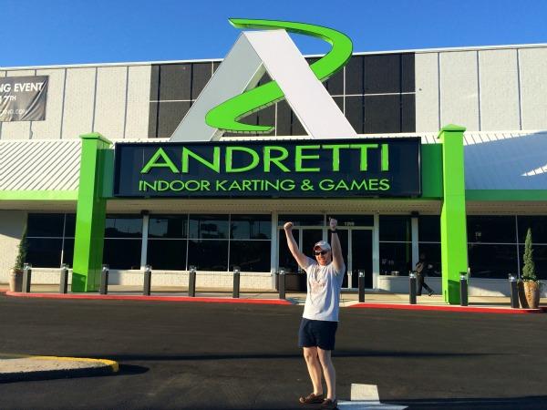 Go Karts Atlanta Ga >> Live The Kart Life With Andretti Indoor Karting Redhead Baby Mama