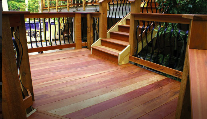 brazilian wood depot purpleheart decking