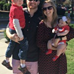 Mommy & Me: The First Family UGA Tailgate