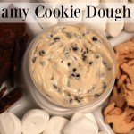 Sweeten Your Tailgate with Creamy Cookie Dough Dip