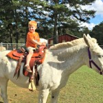 Mommy & Me: Saddling Up Moses