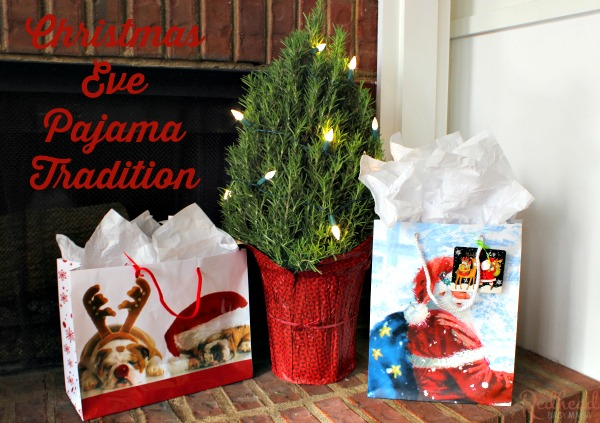 Do you have a Christmas Pajama Tradition with your family? Ours has been going for over 50 years!