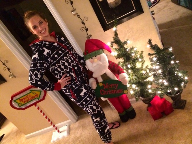 tacky christmas sweater printed oneise