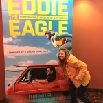The Eddie the Eagle Movie is Full of Giggles.  And The Feels. #EddieTheEagle