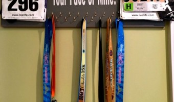 race medals: Your Pace or Mine?