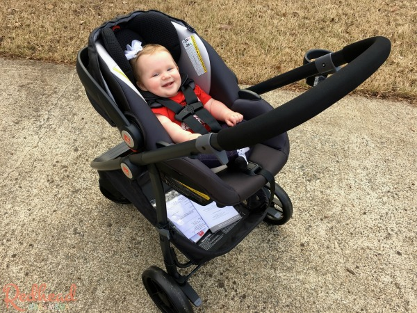EnjoyLyfe with the GB Lyfe Pram Travel System #GBThatsMe - Redhead ...