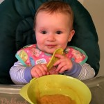 A Babies' Nutritional Study, and Why I'm Guilty As Charged