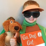 No Sew Go, Dog, Go! Costume