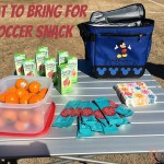 What to Bring for Soccer Snacks