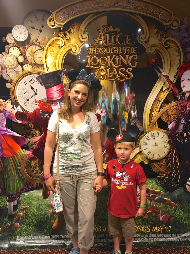 Disney's Alice Through the Looking Glass Movie Premiere