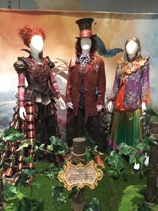 Disney's Alice Through the Looking Glass Costumes