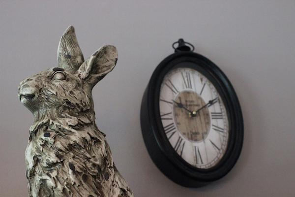 White Rabbit; I'm late!