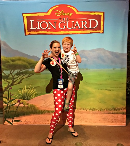 Disney Junior's The Lion Guard