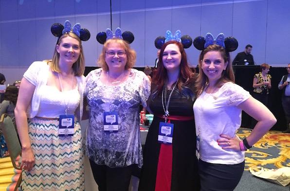Friends all around! #DisneySMMC