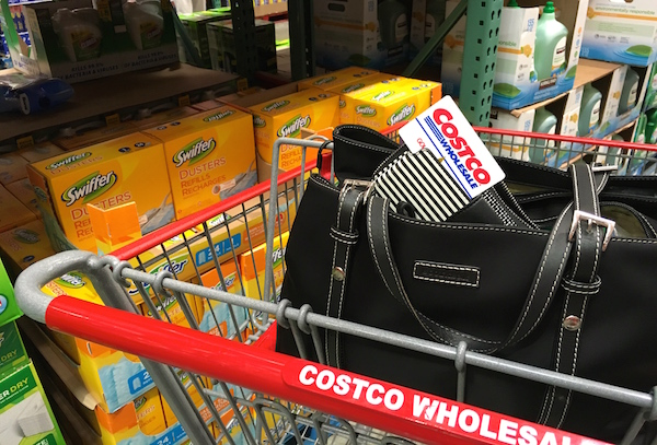 Costco Cart: Chores for a Five Year Old