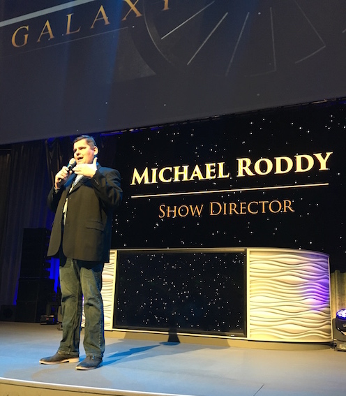 Michael, Roddy, show director at Walt Disney World for all things star wars