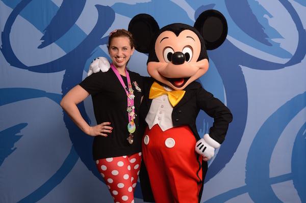 #DisneySMMC with Mickey himself