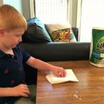 Chores for a Five Year Old