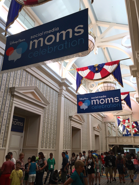 Disney Social Media Moms 2016 was hosted at Walt Disney World's Yacht Club Convention Center