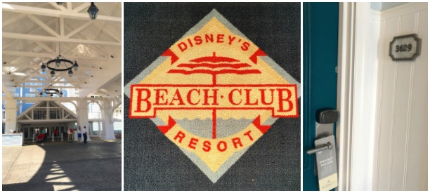 Walt Disney World's Beach Club Resort, close to Epcot, Boardwalk and Hollywood Studios