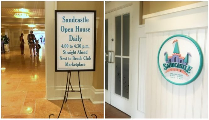 Beach Club Resort Review: Sandcastle Club for Kid Care