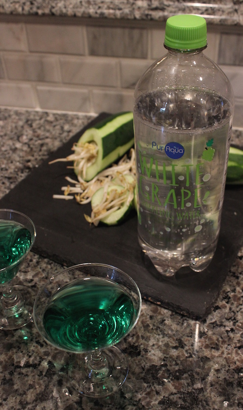 Frobscottle and Snozzcumber Recipe: Celebrate the BFG Movie!