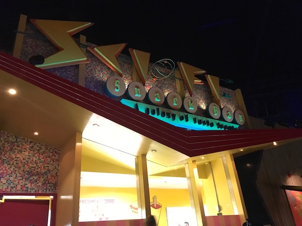 Sci-Fi Dine-In Theater Review