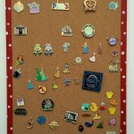 Disney Trading Pin Display Board