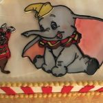 Scarlett's First Birthday: A Dumbo's Circus Party