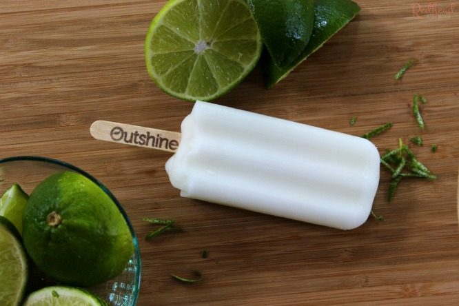 Try an outshine fruit bar for your hot weather snack. Fruit is the FIRST ingredient!