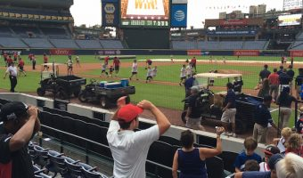 Kids Run the Bases at Turner Field on select Sundays
