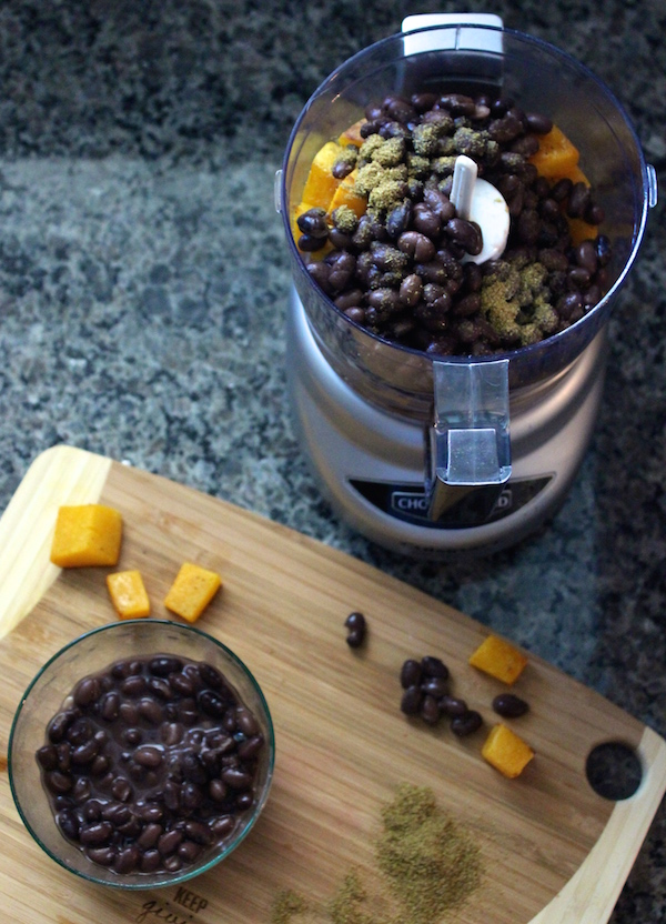 Butternut Squash Black Bean and Cumin Puree recipe