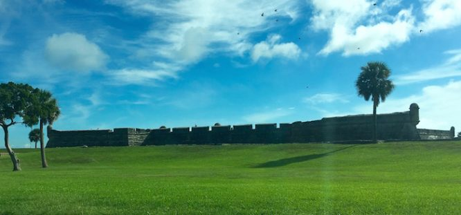 St. Augustine Fort Menendez | Stops for a Family Itinerary in Historic St. Augustine
