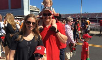 Mommy & Me: UGA Football