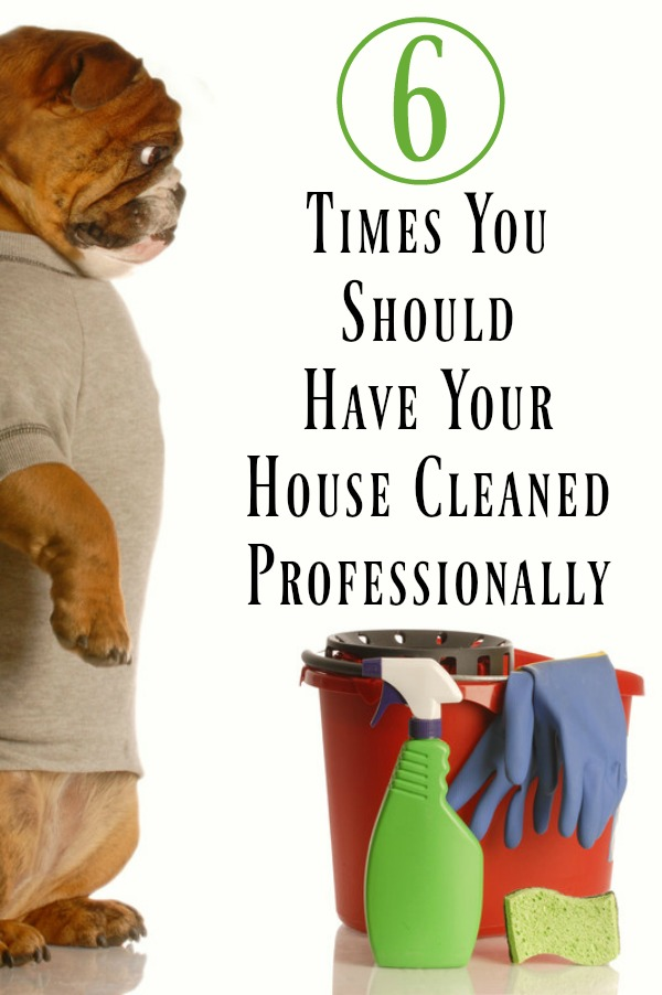 Get Your House Cleaned Professionally